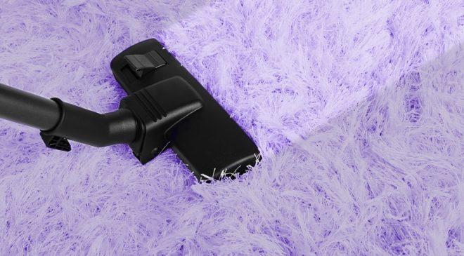 Nên sử dụng máy hút bụi loại dành riêng cho vệ sinh thảm