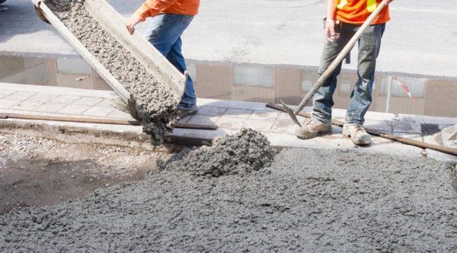 Nguyên nhân nứt bê tông do quá trình thi công không đúng kỹ thuật