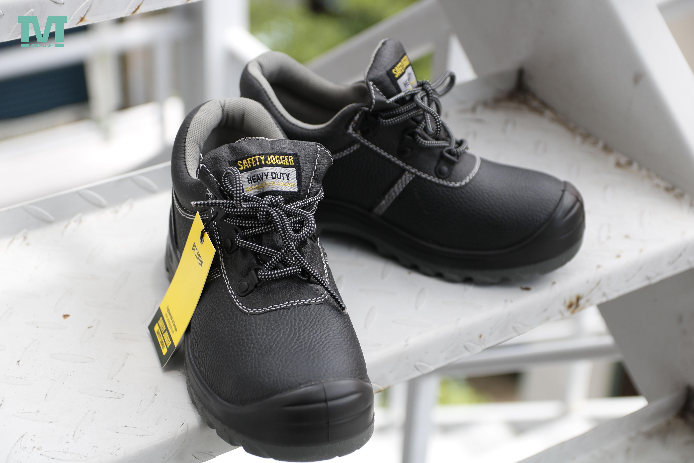 Thương hiệu giày bảo hộ Safety Jogger bảo chứng cho chất lượng