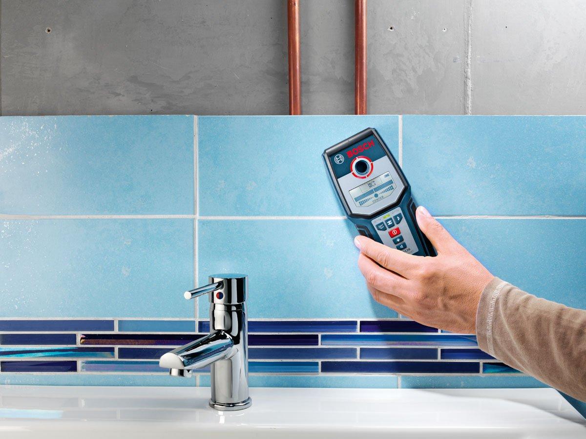 Bosch GMS 120 cho độ chính xác tối ưu