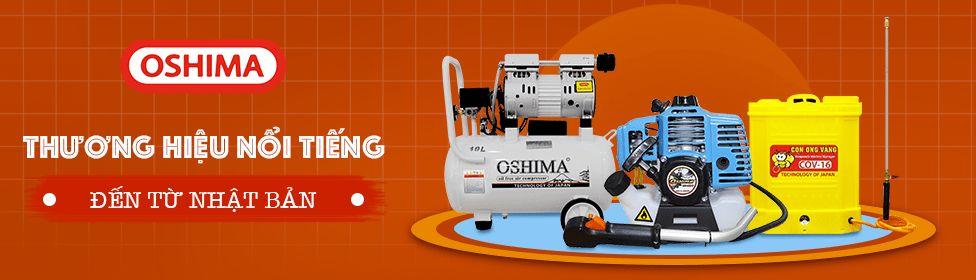 Oshima - Một thương hiệu đến từ Nhật đang nổi bật trên thị trường Việt Nam