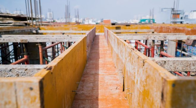 Xây nhà vào mùa khô thời gian thi công và hoàn thiện nhanh hơn