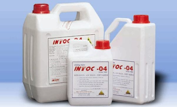 Chất chống thấm vô cơ INTOC-04