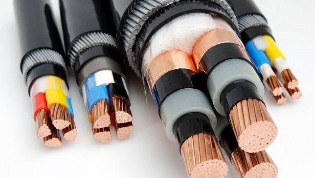 Dây cáp điện là loại dây dẫn tải dòng điện lớn, có bọc cách điện cao su lưu hóa hoặc chất nhựa PVC