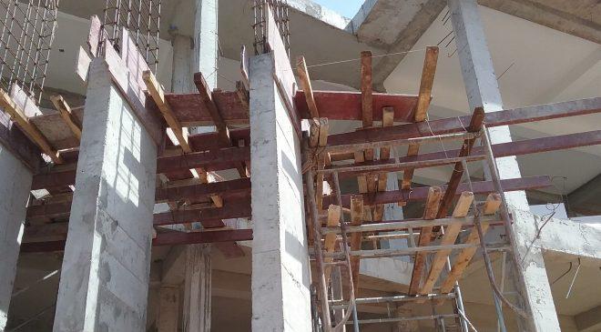 Xây dựng phần thô đóng vai trò quan trọng khi xây dựng