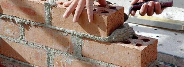 Tường bao che một phần trong xây dựng phần thô