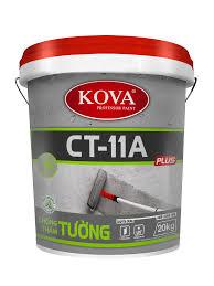 Sản phẩm phụ gia trộn bê tông chống thấm chất lượng Kova CT 11A Plus
