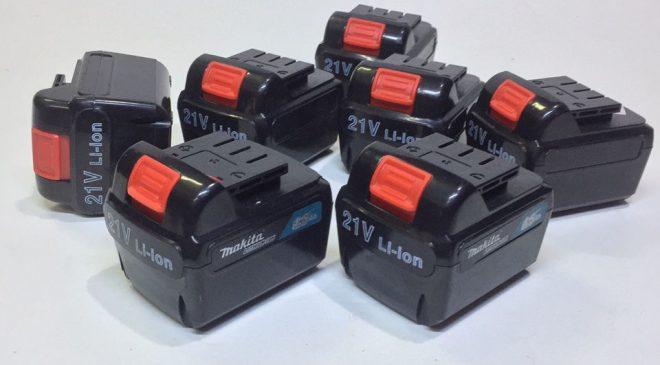 Pin Lithium – ion được sử dụng vô cùng phổ biến trong các loại máy khoan pin hiện nay