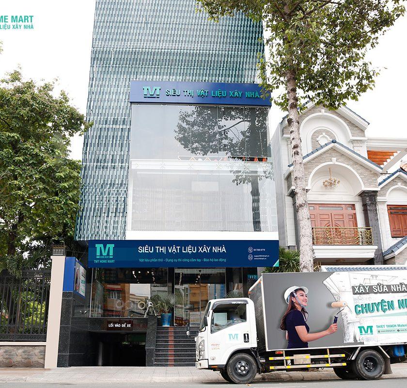Showroom TMT HOME MART Bình Tân